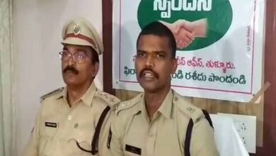 Photo of AP Police requests people not to stage protest