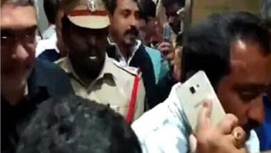 Photo of Bhim Army chief Azad expelled from Hyderabad, sent back to Delhi