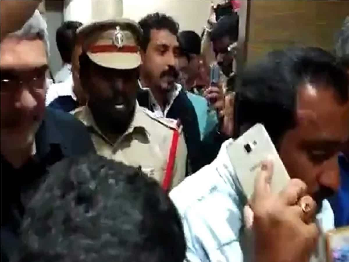 Bhim Army chief Azad expelled from Hyderabad, sent back to Delhi
