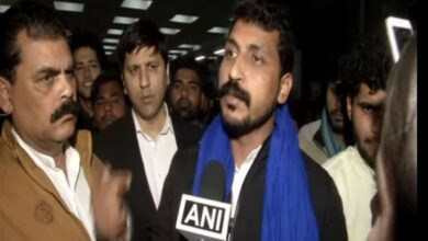 Photo of Tension in Delhi because of elections: Chandrashekhar Azad