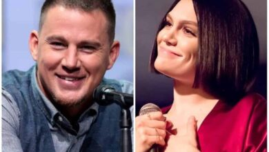 Photo of Channing Tatum and singer Jessie J officially back together