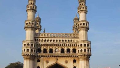 Photo of Golconda, Charminar closed for tourists