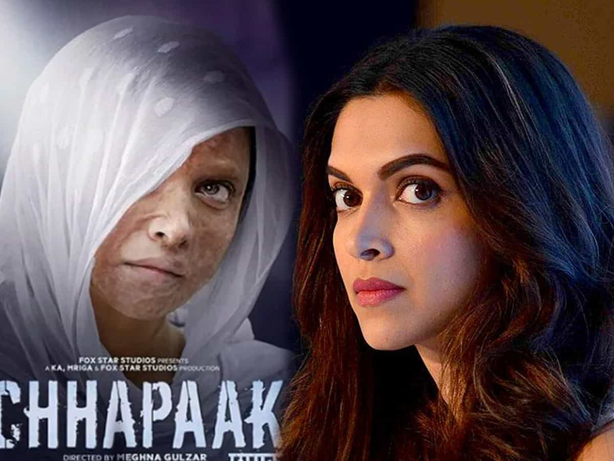#Boycott_Chhapaak trends after Deepika visits JNU