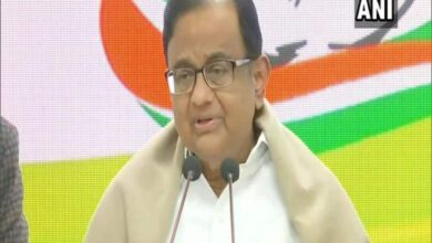 Photo of PM gave headline, blank page: Chidambaram on financial package