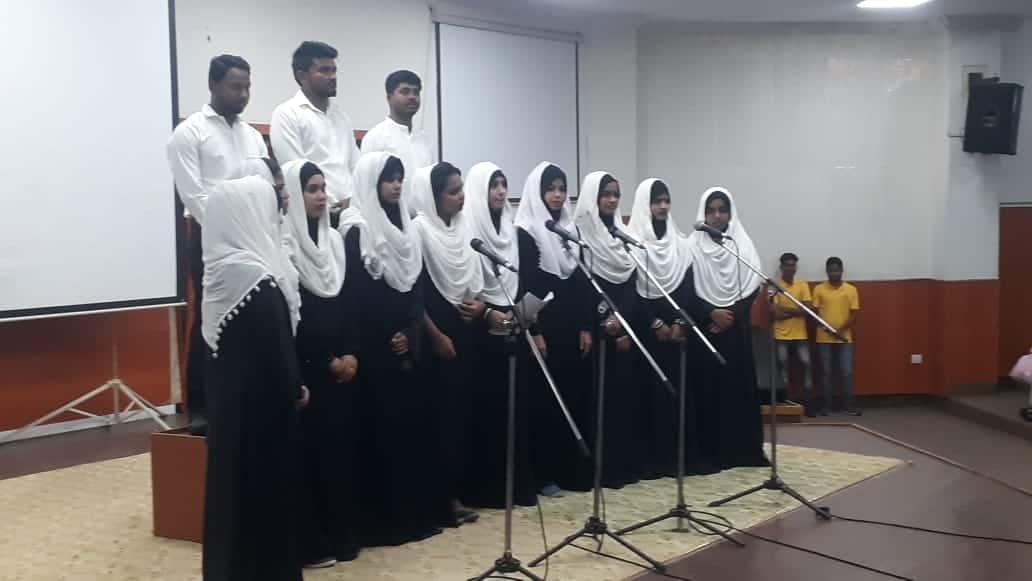 Urdu University celebrates Republic Day