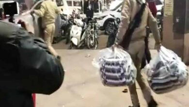 Photo of CAA: UP cops confiscate blankets, food items from  protesters