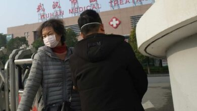 Photo of Indian, first foreigner in China contracts SARS-like virus