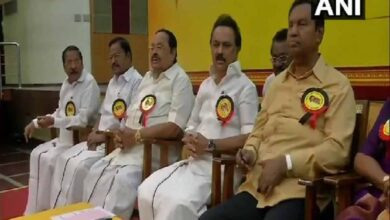 Photo of Six resolutions passed at DMK executive meeting in Chennai