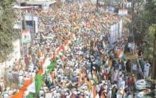 Tiranga Rally at Mir Alam Eidgah