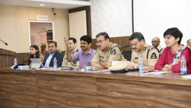 Officials discuss road safety and women security in Hyderabad