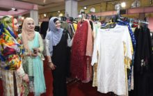 Exhibition and sale of Lavish