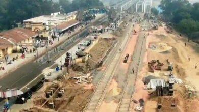 Photo of Railway upgradation work underway in Danapur division: Bihar
