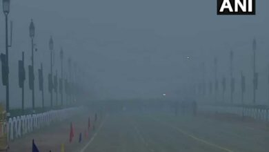 Photo of Foggy, cold morning in Delhi
