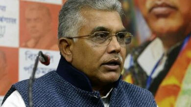 Photo of Corona is over, says BJP leader Dilip Ghosh