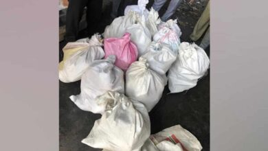 Photo of Heroin worth Rs 1,000 cr destroyed by customs dept in Delhi