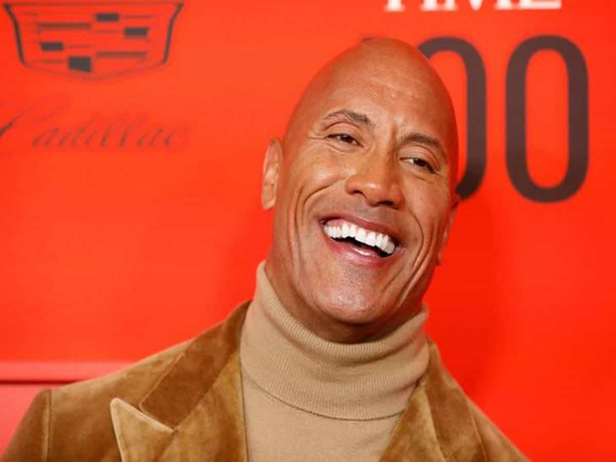 Dwayne Johnson To Star In Comedy About His Life