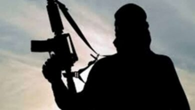 Photo of LeT terrorist arrested with arms, ammunition in J-K's Bandipora