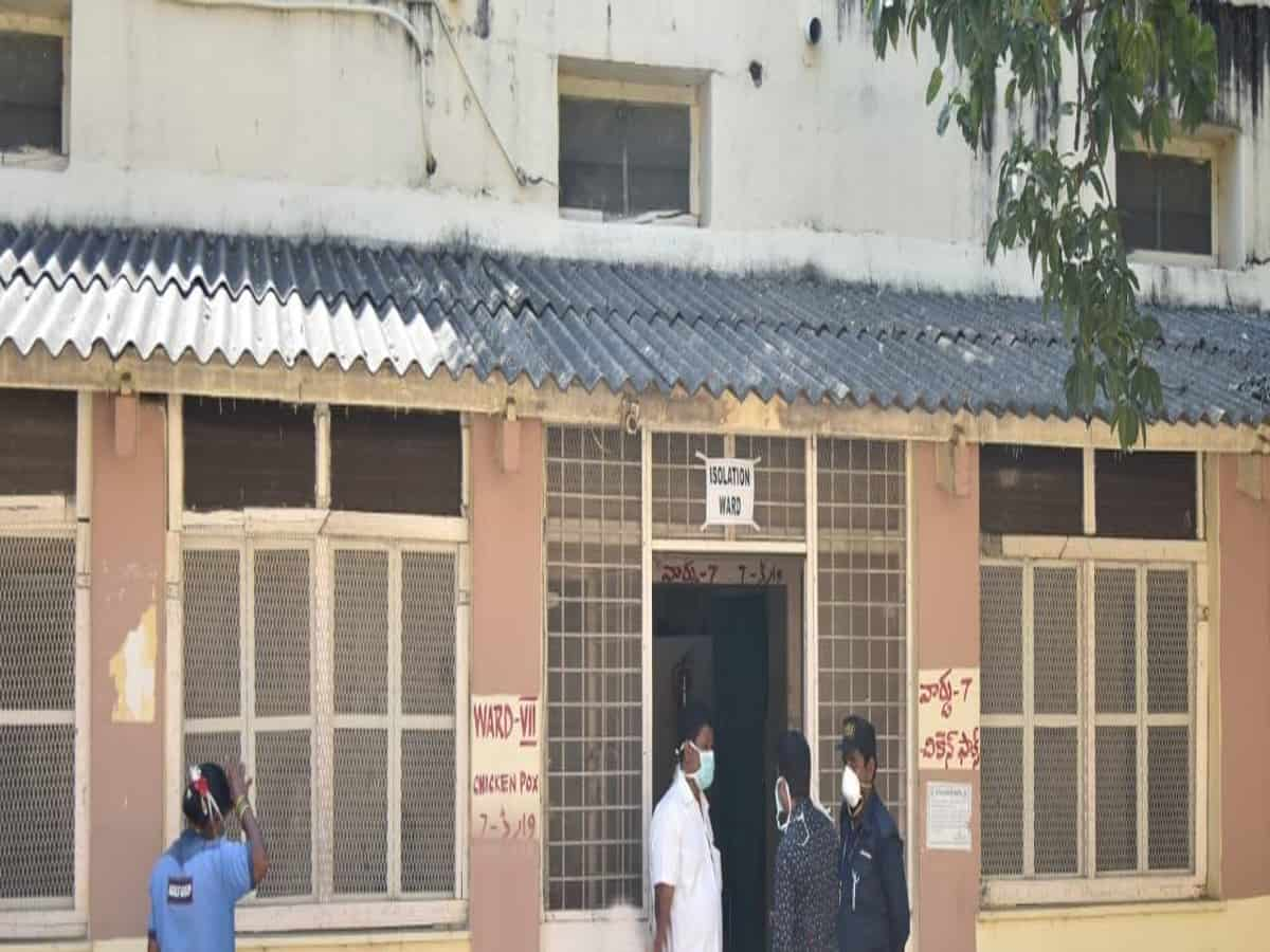 Fever hospital creates special 'Isolation ward' for Coronavirus