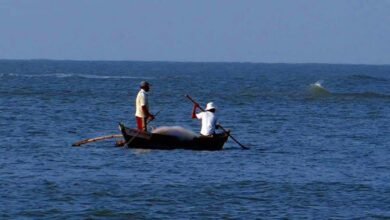Photo of Four Indian fishermen arrested by Sri Lankan navy