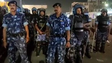 Photo of Flash protest alert, Hyderabad police step up vigil in city