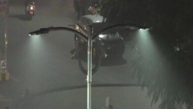 Photo of Fog disrupts normal life in Haldwani