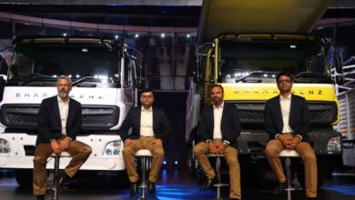 Photo of BharatBenz premieres all-new CV portfolio for India