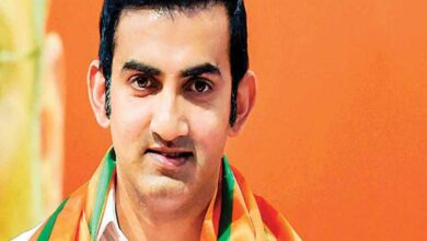 Photo of Gambhir targets AAP with video of school under renovation