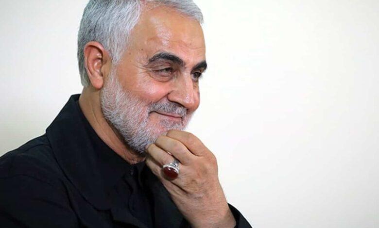 General Qasem Soleimani: