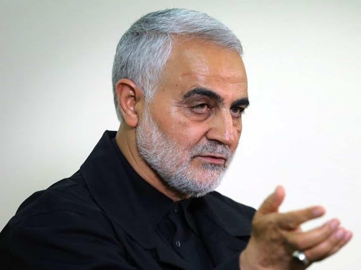 General Qasem Soleiman
