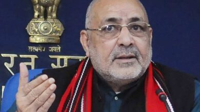 Photo of Delhi has to be saved from becoming 'Islamic state':Giriraj Singh