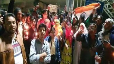 Photo of JNU attack: Protests grip Hyderabad in support of students