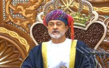 """""""We will follow the path of late sultan"""": Oman new ruler"""