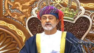 """Photo of """"We will follow the path of late sultan"""": Oman new ruler"""