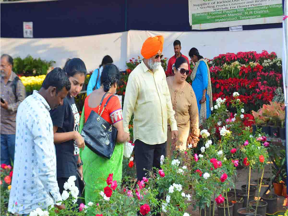 All India Horticulture, nursery mela kicks off at Necklace Road