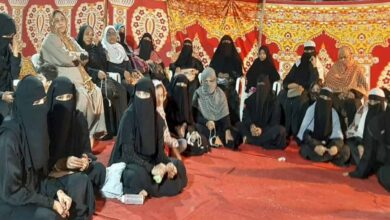 Conversation between MLA & NRI on women arrest in old city