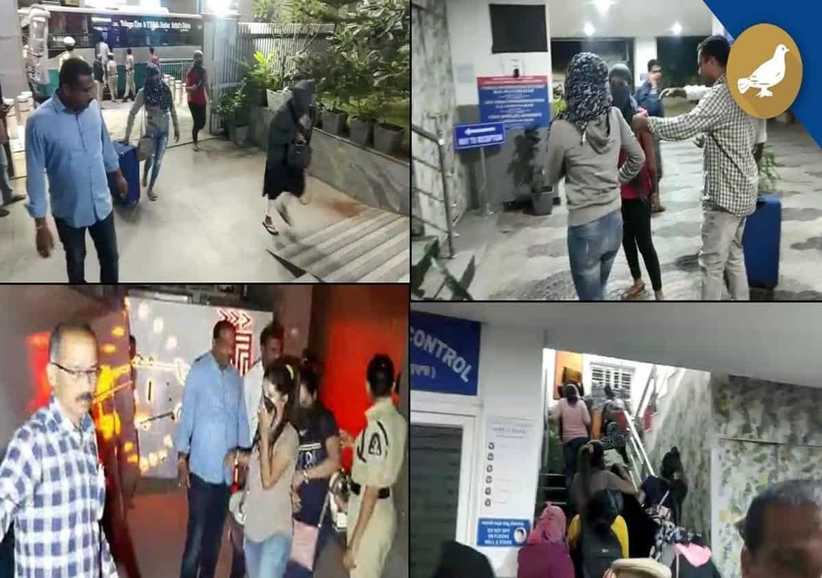 Hyderabad: Police raid pub, take 21 women into custody
