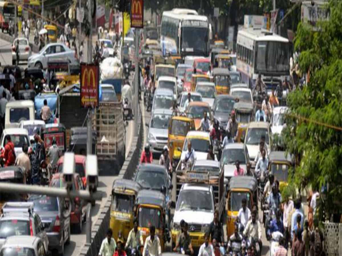 Police issues traffic advisory for republic day celebrations
