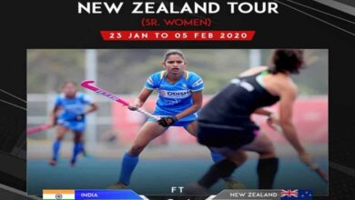 Photo of Indian women's hockey team lose to New Zealand