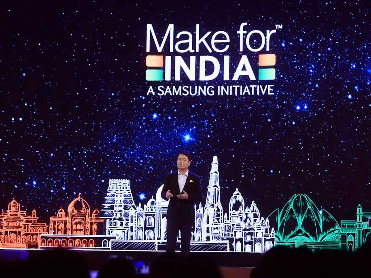 Samsung invests $500M to setup smartphone display plant in India