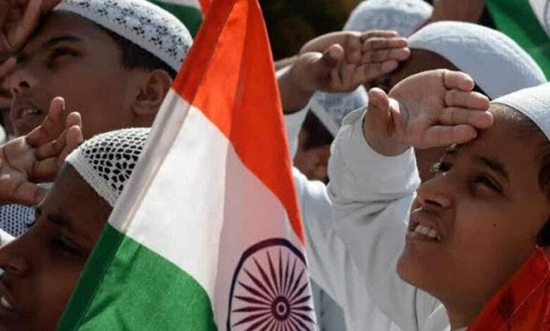 Indian Muslims-Patriotism