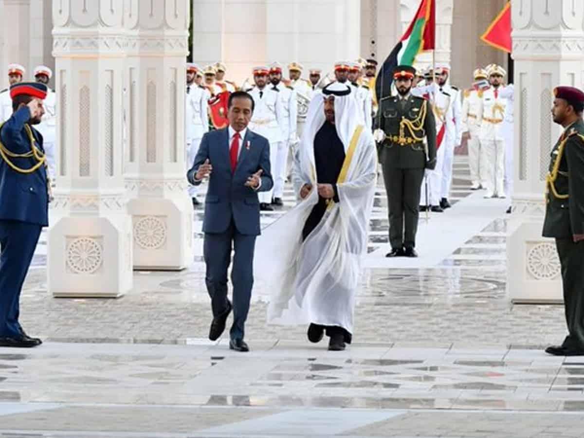 Indonesia, UAE sign $23 bn investment deals