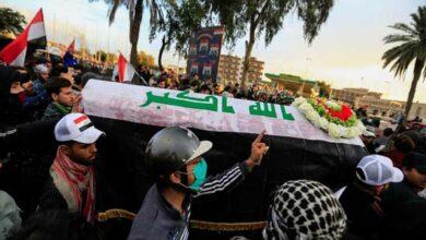 Photo of Ten protesters killed in Iraq's anti-govt agitation