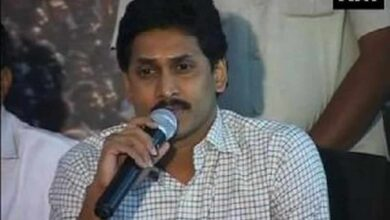 Photo of Andhra CM Jagan appears in CBI court in DA case