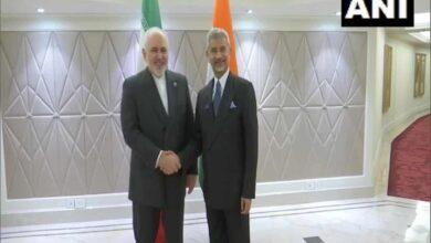 Photo of S Jaishankar meets Iran foreign minister Javad Zarif