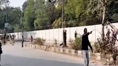 Photo of Jamia firing: Shooter's FB post on 'ending' CAA protest