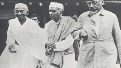 Photo of Last act of Gandhi: Engulfed in unprecedented violence in Delhi