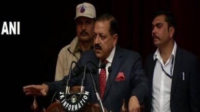Photo of Jitendra Singh condemns attack on Sikh shrine in Pakistan