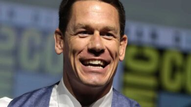 Photo of John Cena says acting career not transition from wrestling