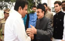 Telangana Rashtra Samithi is totally opposed to CAA