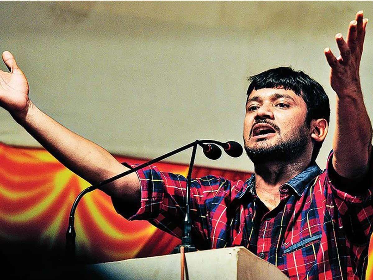Hyd police deny permission to Kanhaiya's anti-CAA/NRC meet